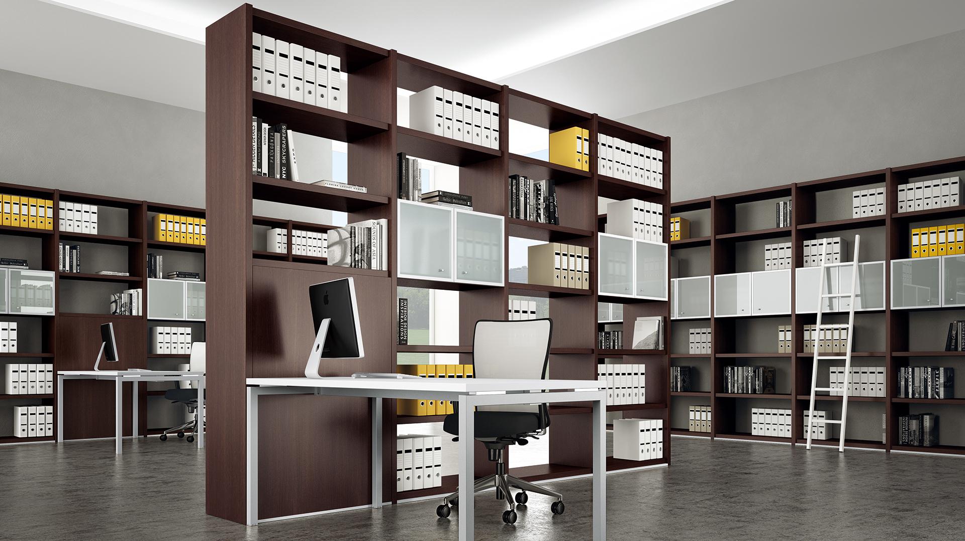 Assortiment opbergen A tot Z A kantoormeubilair