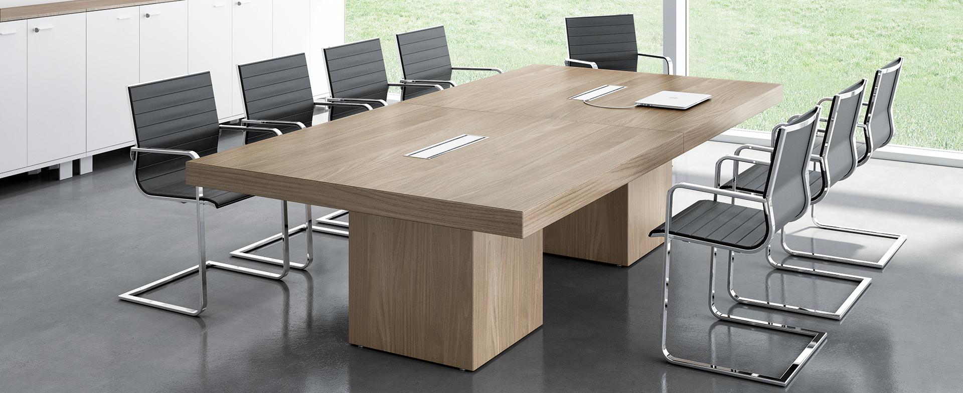 Assortiment vergaderen A tot Z kantoormeubilair