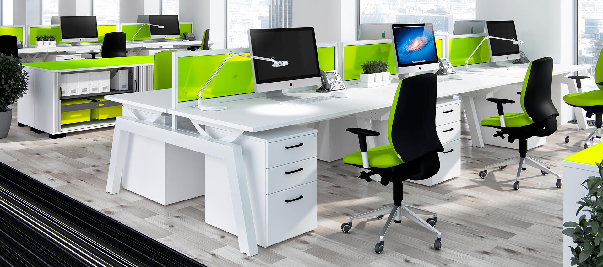 Assortiment werken A tot Z kantoormeubilair