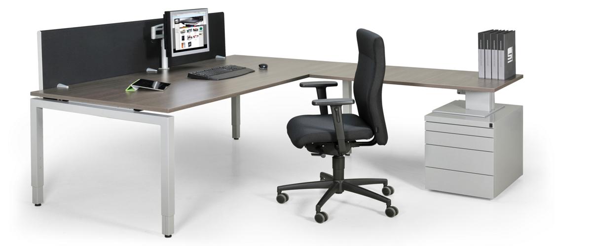 Kantoormeubilair  Vergadertafels met stoelen de kantoorinrichter