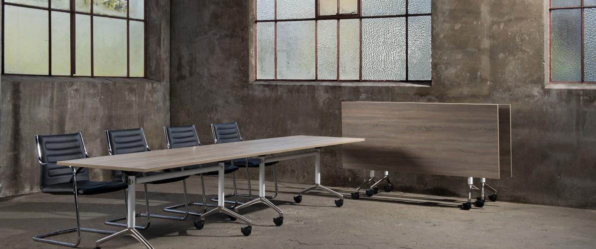 Turn en Go klaptafels A tot Z kantoormeubilair