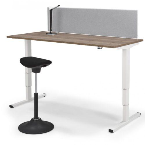 Swann producs Flex Eco zit-sta bureau atotzmeubilair